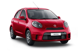 Nissan Micra Active wheels and tires specs icon