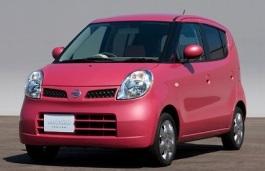 Nissan Moco II Hatchback