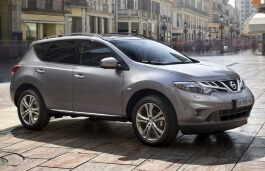 Nissan Murano II (Z51) Closed Off-Road Vehicle