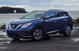 Nissan Murano III (Z52) Closed Off-Road Vehicle