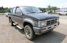 Nissan Navara D21 Pickup