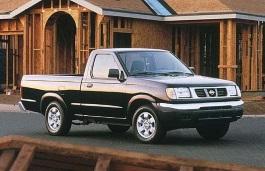 Nissan Navara D22 Pickup