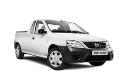 Nissan NP200 wheels and tires specs icon