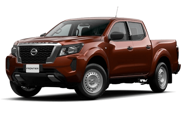 Nissan NP300 Frontier II Facelift Pickup Double Cab