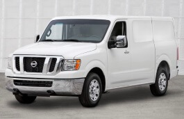 Nissan NV2500 Van