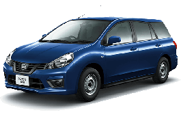 Nissan NV150 AD IV (Y12) Facelift Estate