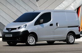 Nissan NV200 Box