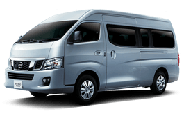 Nissan NV350 Bus