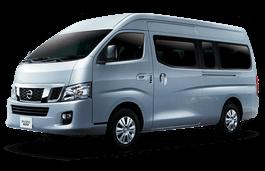 日産 NV350 Bus