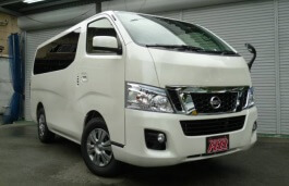 Nissan NV350 Caravan wheels and tires specs icon
