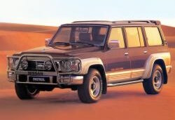 opony do Nissan Patrol IV (Y60) [1988 .. 1997] Closed Off-Road Vehicle, 5d