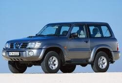opony do Nissan Patrol V (Y61) [1997 .. 2004] Closed Off-Road Vehicle, 3d