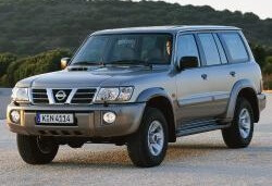 opony do Nissan Patrol V (Y61) [1997 .. 2004] Closed Off-Road Vehicle, 5d