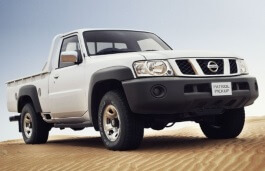 Nissan Patrol wheels and tires specs icon