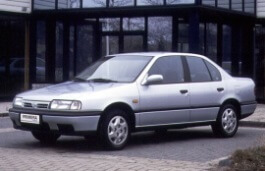 Nissan Primera wheels and tires specs icon