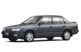 Nissan Pulsar IV (N14) Седан
