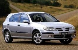 Nissan Pulsar N16 Hatchback