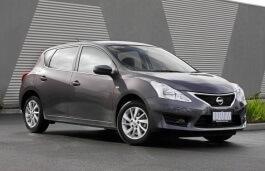 Nissan Pulsar Facelift (C12) Hatchback