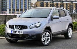 Nissan Qashqai I Restyling (J10) Closed Off-Road Vehicle