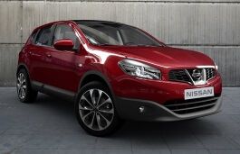 Nissan Qashqai+2 Restyling (NJ10) Closed Off-Road Vehicle