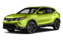 Nissan Rogue Sport wheels and tires specs icon