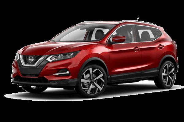 Nissan Rogue Sport Facelift Sport Utility