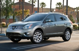 Nissan Rogue Select Closed Off-Road Vehicle
