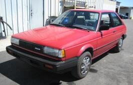 Nissan Sentra II (B12) Hatchback