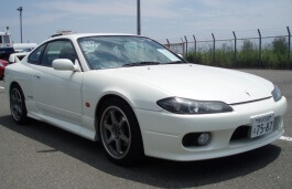 Nissan Silvia VII (S15) Coupe