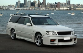 Nissan Stagea I Estate