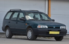 Nissan Sunny Traveller Y10 Estate