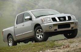 Nissan Titan I (A60) Pickup