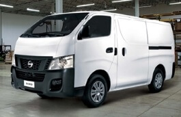 Nissan Urvan V (E26) Box