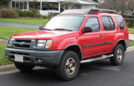 Delightful Nissan XTerra I (WD22) Closed Off Road Vehicle
