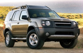 Good Closed Off Road Vehicle, 5d (WD22). Nissan XTerra