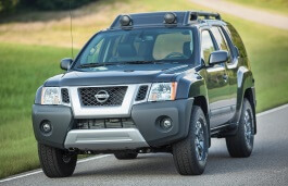 Nissan XTerra wheels and tires specs icon