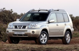 Nissan X-Trail 2005 - Wheel & Tire Sizes, PCD, Offset and Rims ...