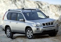 Nissan X-Trail wheels and tires specs icon