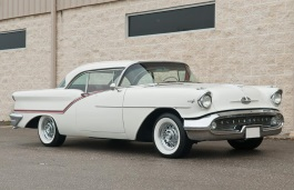 Oldsmobile 88 III Coupe