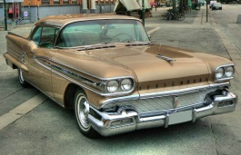 Oldsmobile 88 III Restyling Coupe