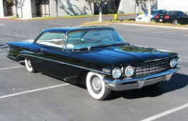 Oldsmobile 88 picture (1960 year model)