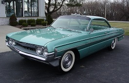 Oldsmobile 88 picture (1961 year model)