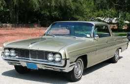 Oldsmobile 88 picture (1962 year model)