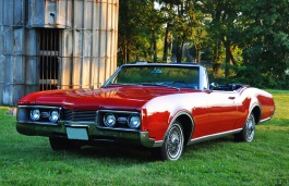 Oldsmobile 88 VI Restyling Convertible
