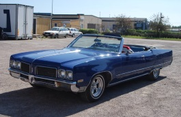 Oldsmobile 98 IX C-body Convertible