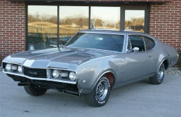 Oldsmobile Cutlass III Hardtop