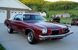 Oldsmobile Cutlass IV Coupe