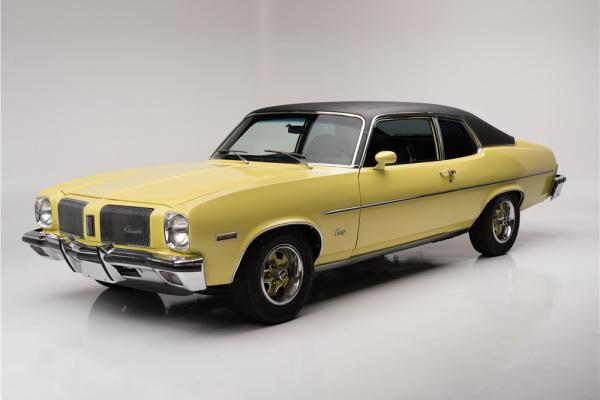 Oldsmobile Omega I X-body Coupe