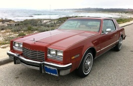 Oldsmobile Toronado wheels and tires specs icon
