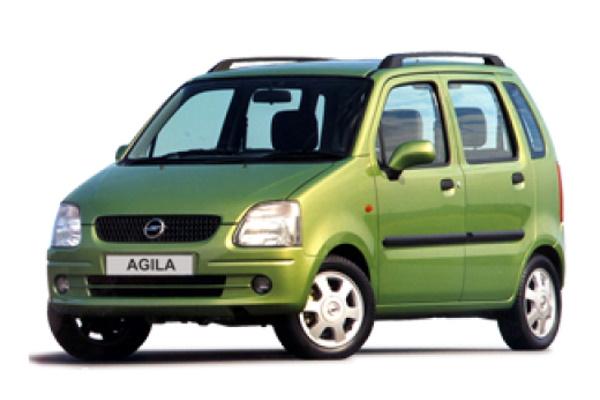 Opel Agila A (H00) Hatchback